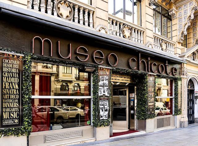 Museo Chicote - Un buen día en Madrid