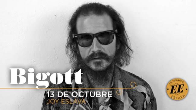 Desde Zaragoza llega Bigott