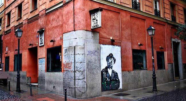 El Penta, local mítico de Madrid y del barrio de Malasaña