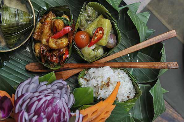 Guisos con curry típicos de Tailanda