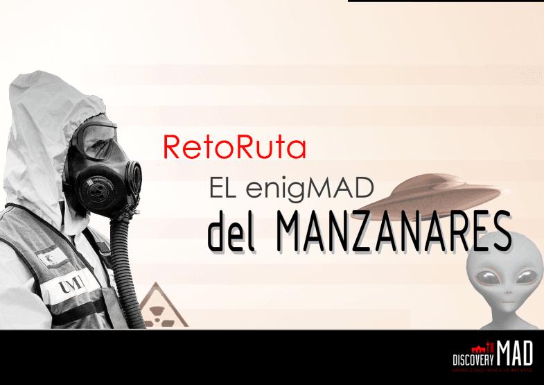 Las RetoRutas de DiscoveryMad - Un buen día en Madrid