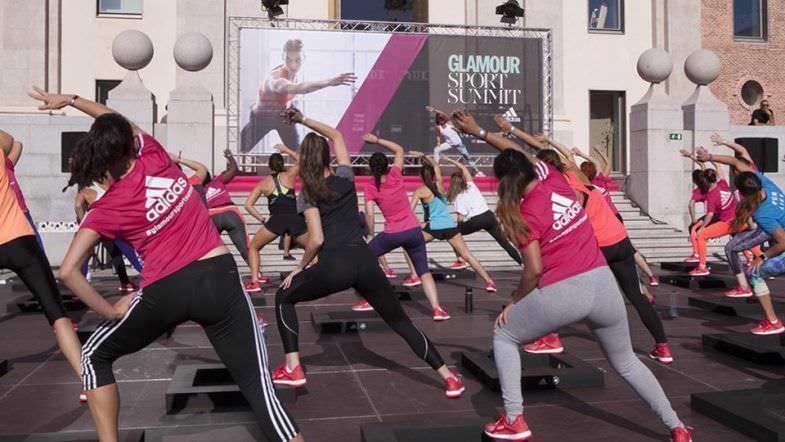 Glamour Sport Summit - Un buen día en Madrid