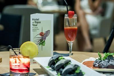 Hotel TapaTour. Ruta de tapas en hoteles de Madrid.