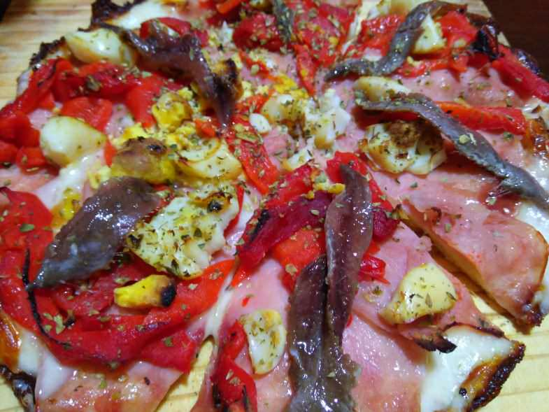 Pizza Mastropiero
