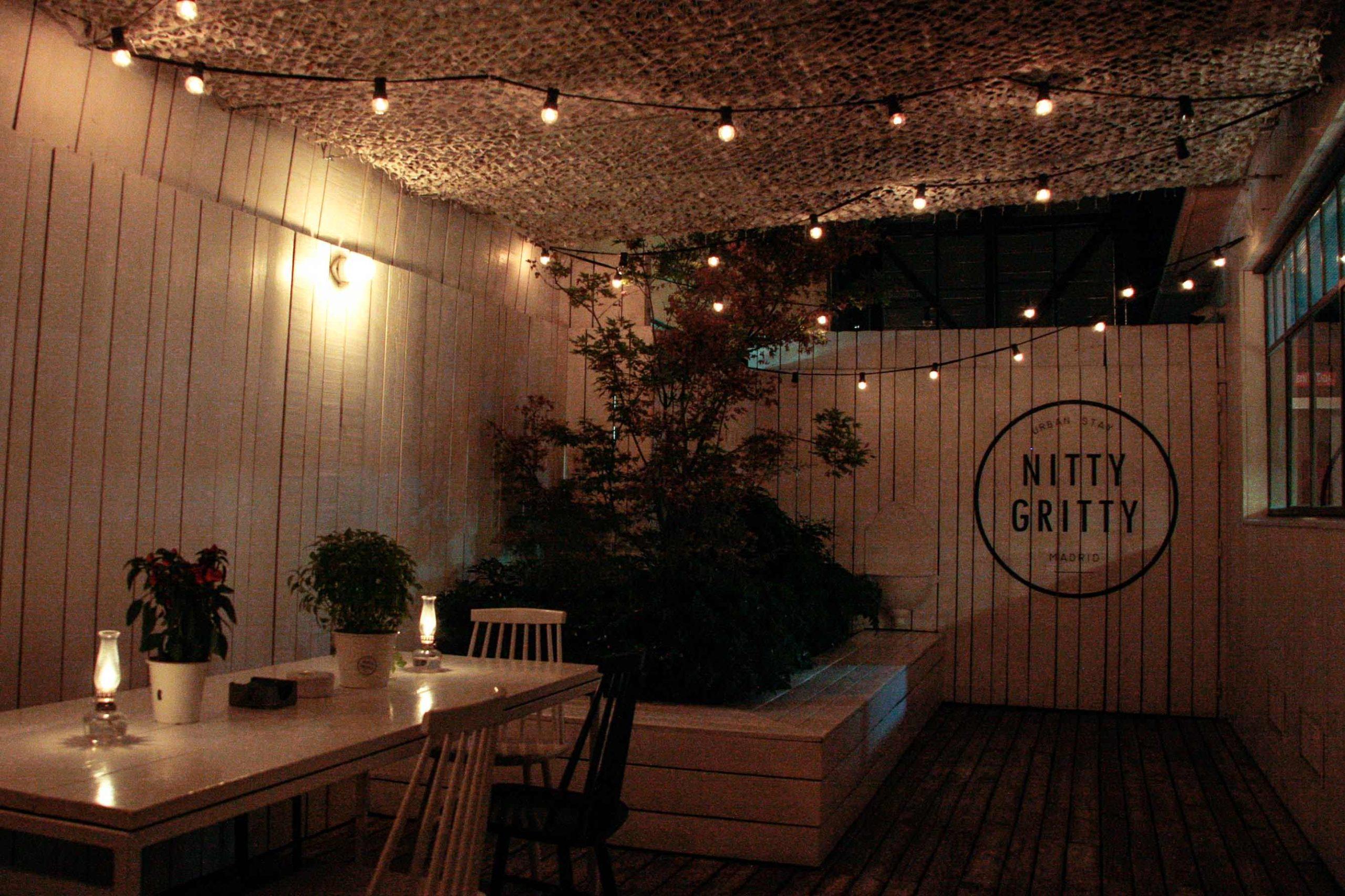 Restaurante Nitty Gritty - Un buen día en Madrid