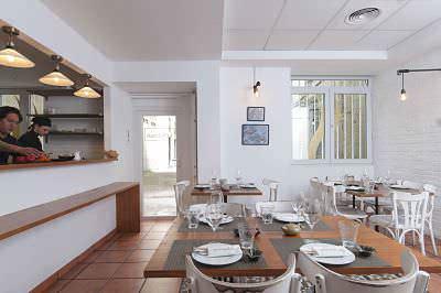 Restaurante Ronda14 en Barrio Salamanca