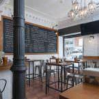 Interior restaurante Ronda 14
