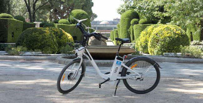 Las BiciMad son ecológicas y hay paradas en todas partes