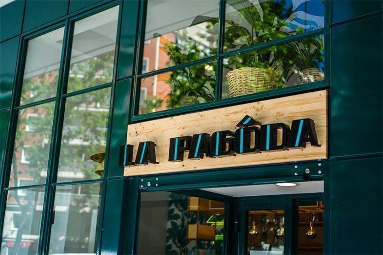 Restaurante La Pagoda