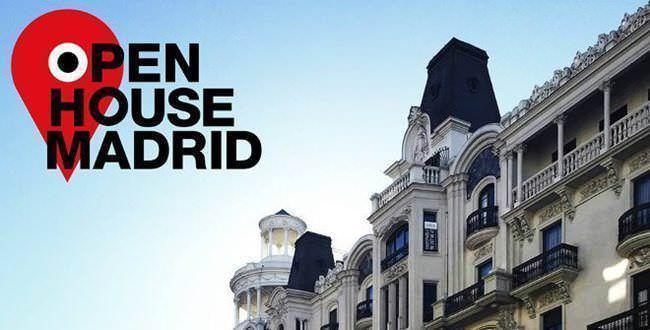 Open House Madrid se celebrá el 1 y 2 de octubre