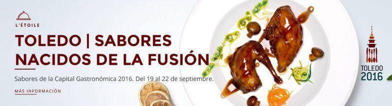 Jornadas Gastronomia toledana