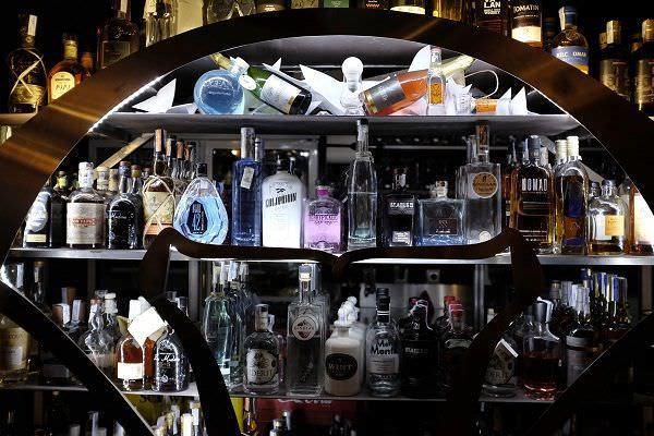 Selección de bebidas WELKHOMEclub