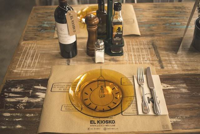 El Kiosko de Ferraz - Un buen día en Madrid