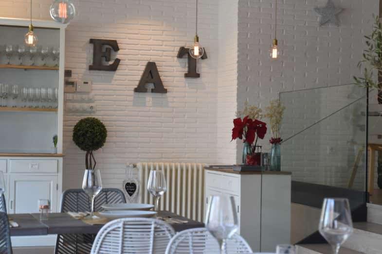 Restaurante Fan Fan en Castellana