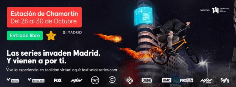 Festival de Series 2016 Movistar+