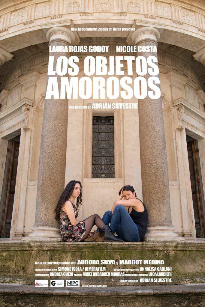 Los objetos amorosos, producción española de Adrián Silvestre