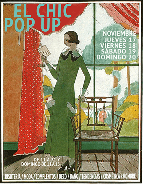El Chic Pop Up