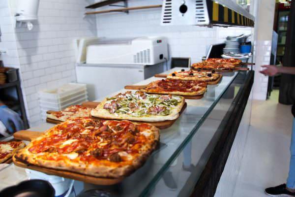 Kilómetros de Pizza - Un buen día en Madrid