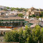 """""""Muy Noble y Muy Leal villa de Chinchón"""" - Un buen día en Madrid"""
