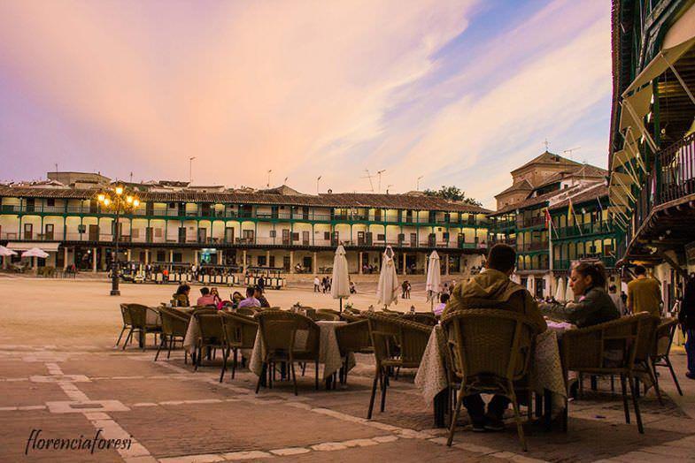 Bares y restaurantes en Chinchón