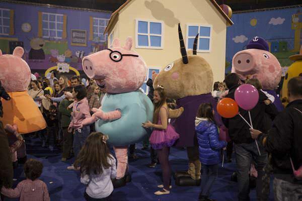 Universo Peppa Pig en Juvenalia