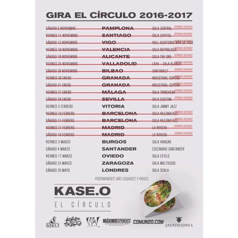 Ya no quedan entradas para las dos fechas de Madrid en La Riviera