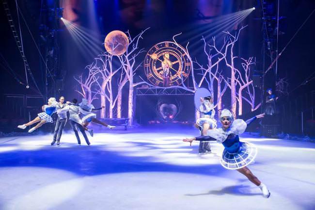 Circo de hielo del 15 de noviembre al 15 de enero