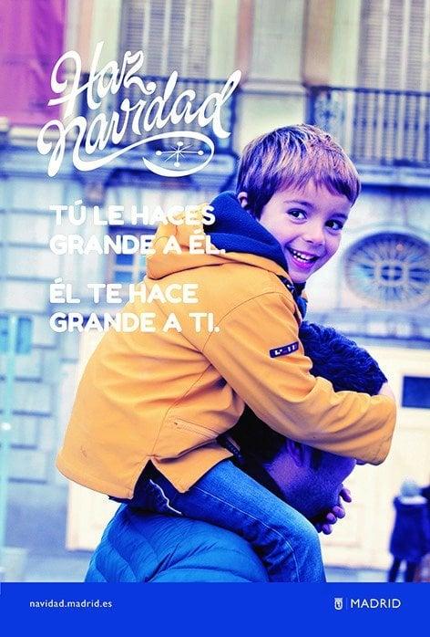 Hacemos Navidad - Un buen día en Madrid
