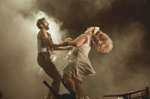 Imagen espectáculo Danzad Malditos
