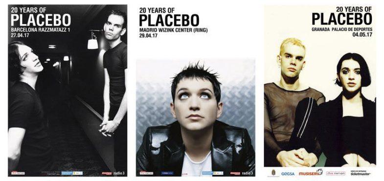 Placebo - Un buen día en Madrid