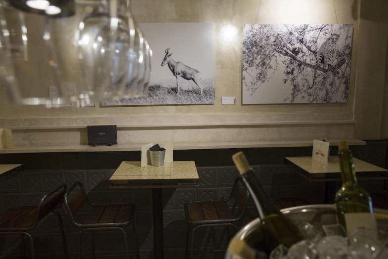 Exposición fotográfica de Alejandro Olea en Casa de Fieras