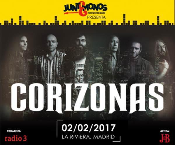 Corizonas en Madrid