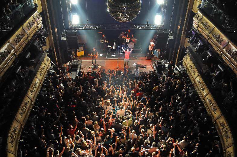La sala Joy Eslava acogera el concierto de Neuman