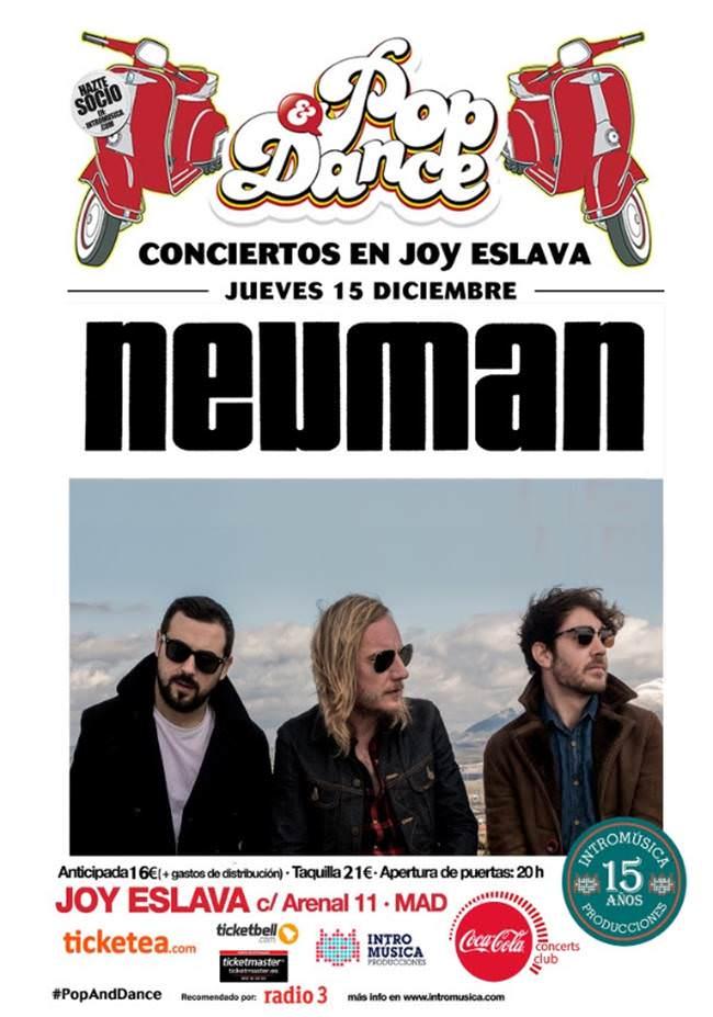 Neuman en Madrid