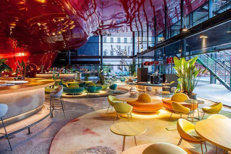 Restaurante NuBel en Museo Reina Sofía