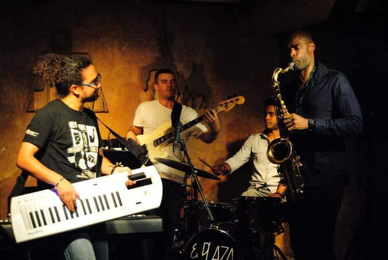 El Plaza Jazz Club - Un buen día en Madrid