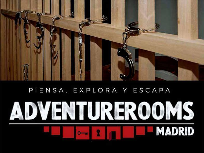 Adventure Rooms Madrid - Un buen día en Madrid