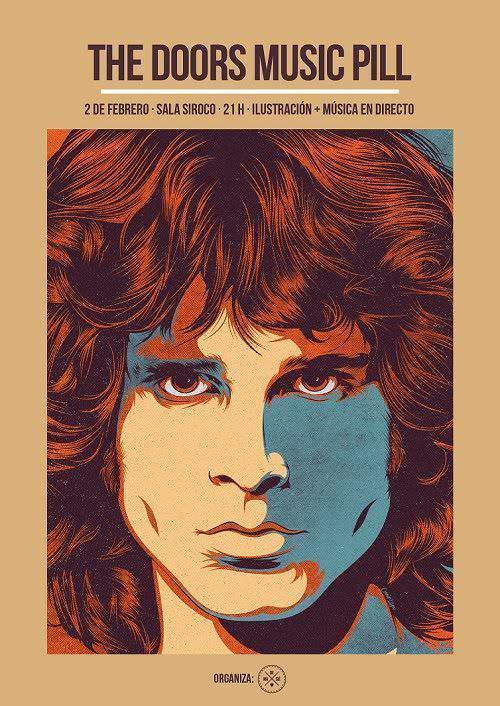 The Doors Music Pill - Un buen día en Madrid