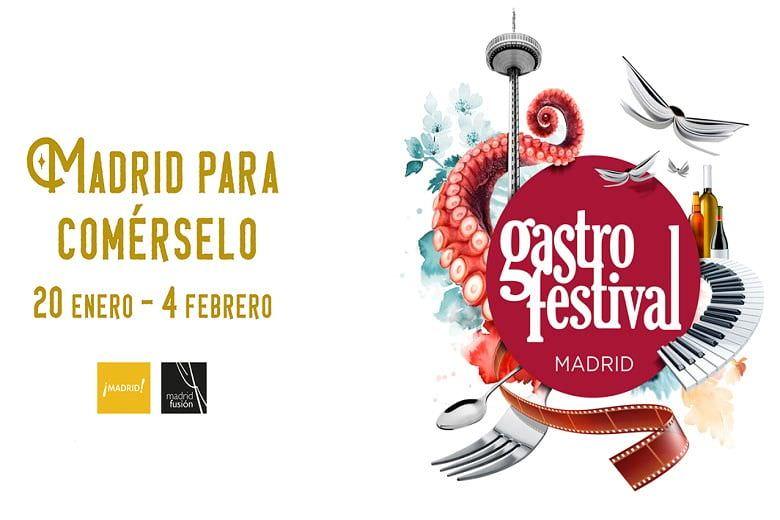 Gastrofestival del 20 de enero al 4 de febrero