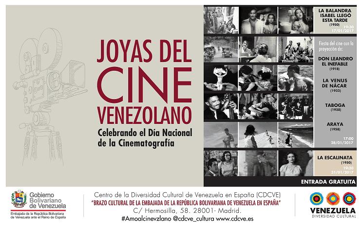 Mes del cine venezolano - Un buen día en Madrid