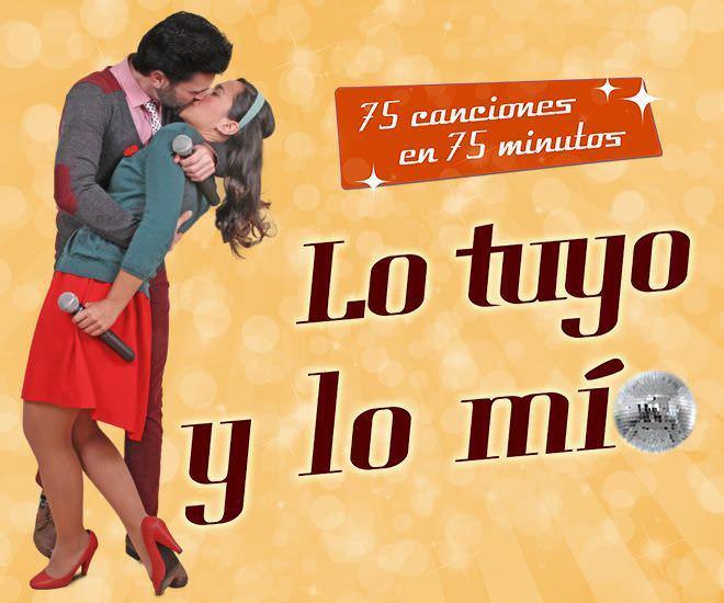 Lo tuyo y lo mío - Un buen día en Madrid