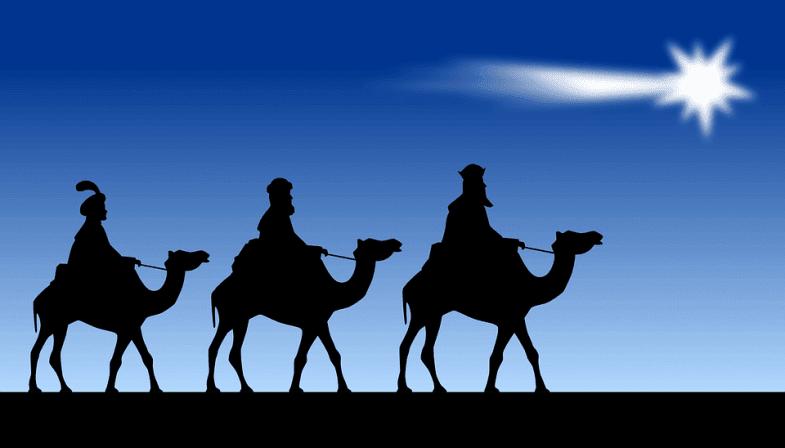Cabalgatas de Reyes en Madrid - Un buen día en Madrid