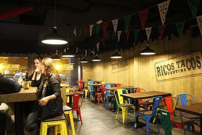 Ricos Tacos - Un buen día en Madrid