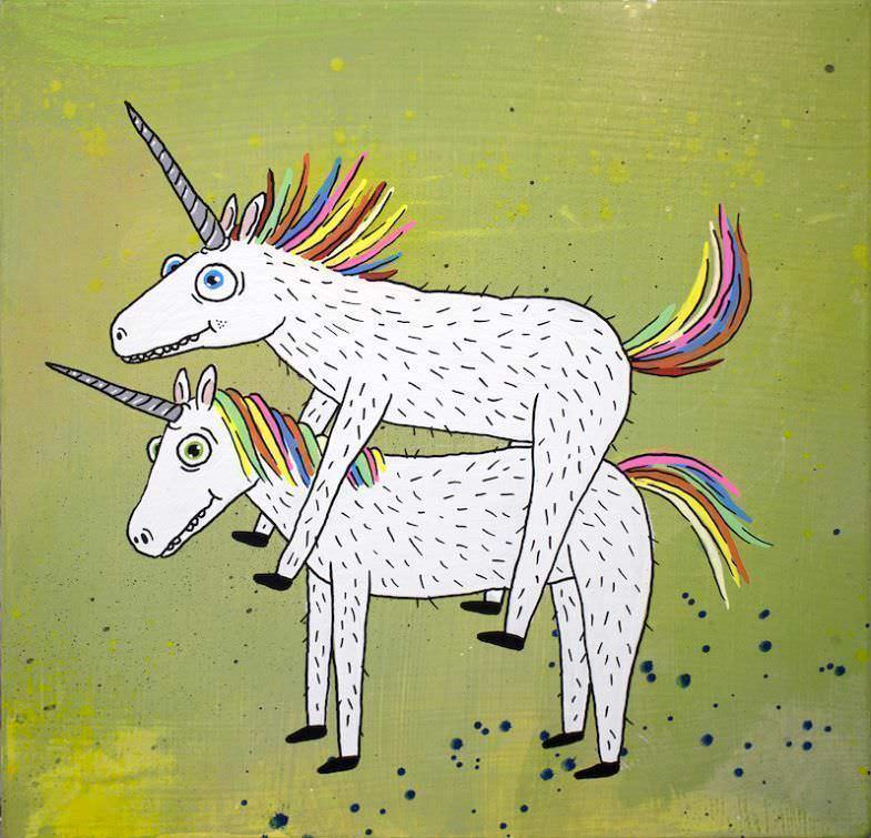 Laurina Paperina - Unicorns in love