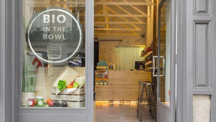 Bio in the bowl - Un buen día en Madrid