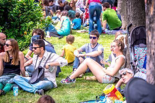 Top 10 razones Tomavistas - Un buen día en Madrid