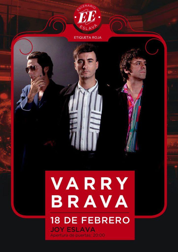 Varry Brava en concierto