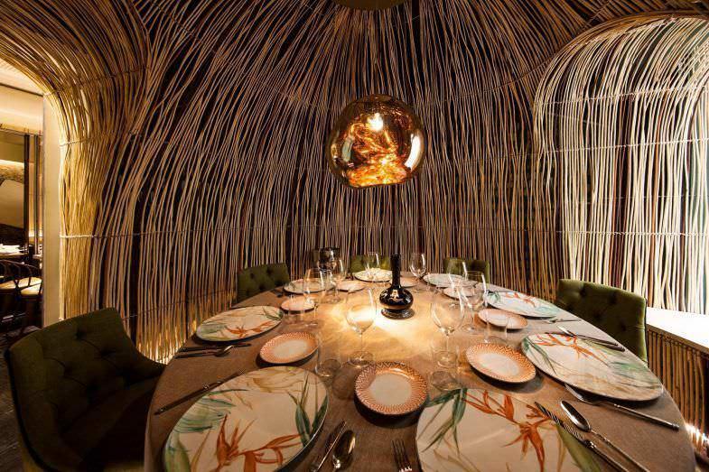 Reservado Restaurante Tampu