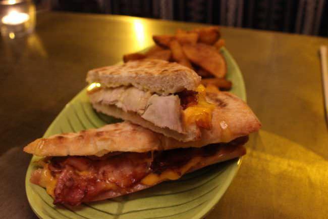 Sándwich al estilo cubano
