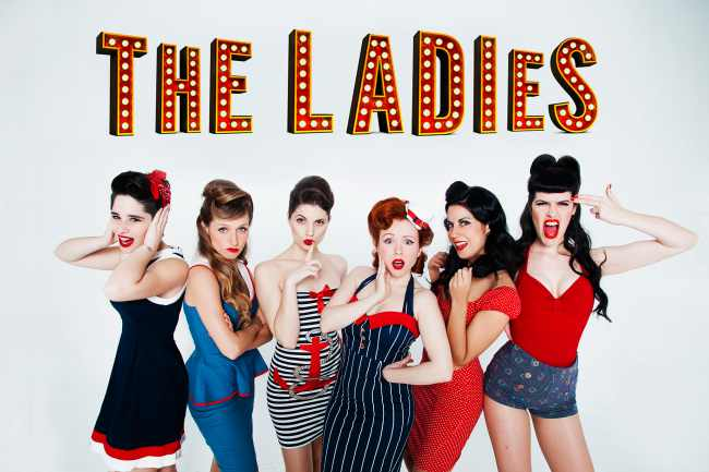 Entrevista The Ladies
